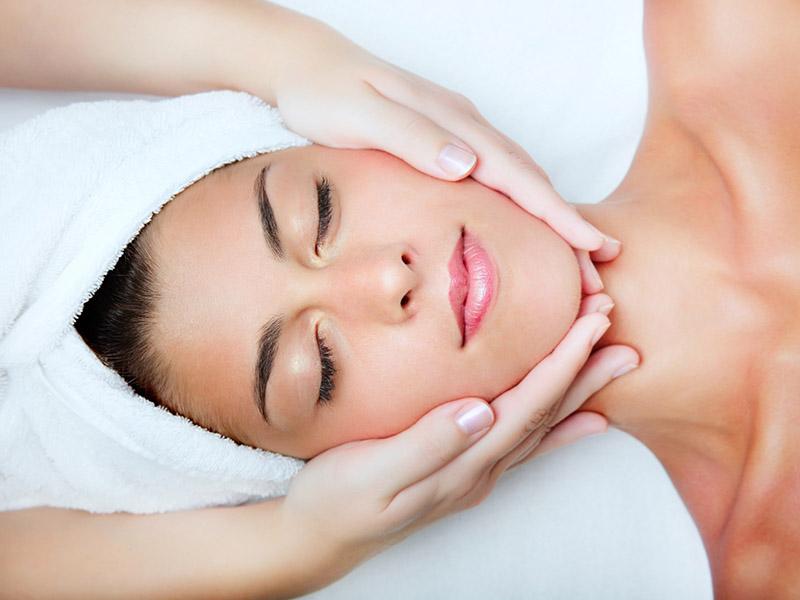 Дермопластический массаж лица, шеи и декольте