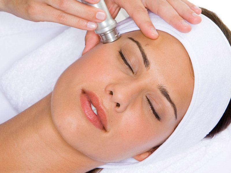 Радиочастотное лечение возрастных изменений кожи (RF-лифтинг)