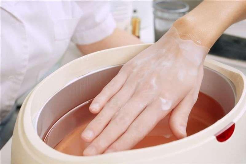 Парафин для кожи рук в домашних условиях